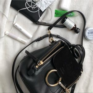 Chloe Mini Faye Backpack 🖤